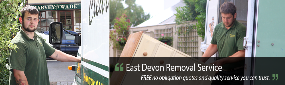 Removals East Devon