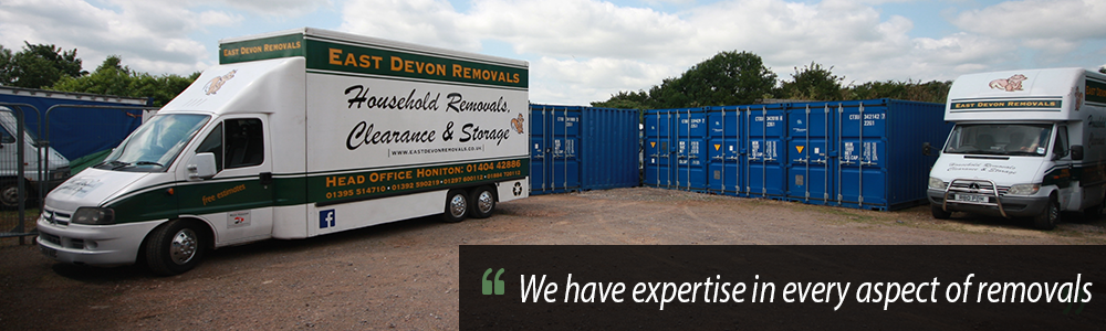 East Devon Removals